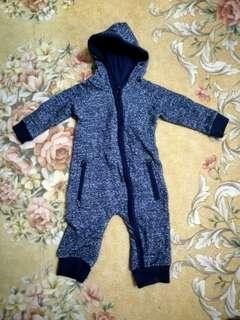 Baby clothes with hoddie
