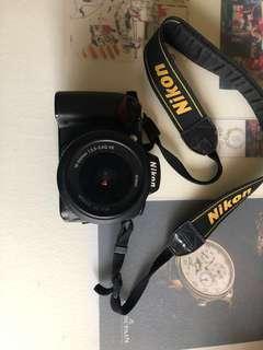 Nikon D90 + 18-55mm DX Lens