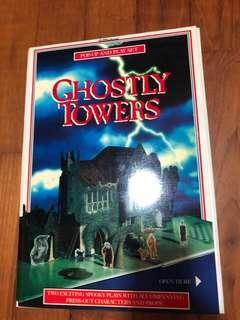 Ghostly towers Pop up and play set