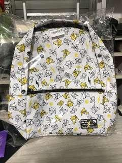 Toreba Pikachu Sun and Moon Backpack