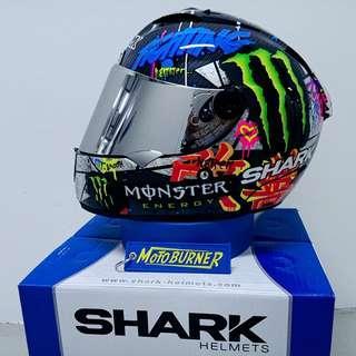 Shark Catalunya Lorenzo Grafitti Race R Pro