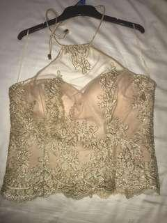 Brand New Dressy Top