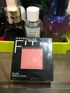 Maybelline fit me blusher in pink