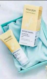 Wardah Nature Daily WITCH HAZEL Moist Gel