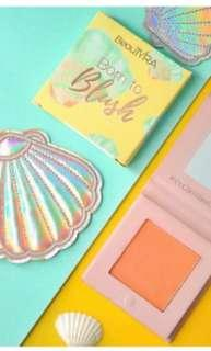 Beautyra blusher in mermaid *used*  #GayaRaya