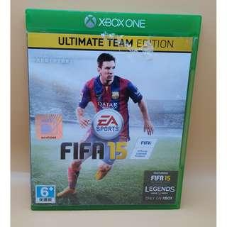 (Free postage) FIFA 15 for Xbox One