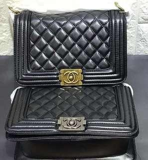 Chanel Monogram Bag