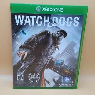 (Free postage) Watch Dogs for Xbox One