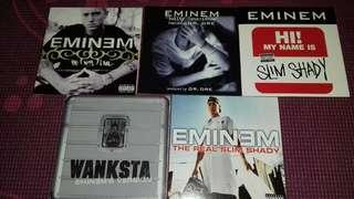 Eminem 1 CD single 20 ringgit Rare unplayed new
