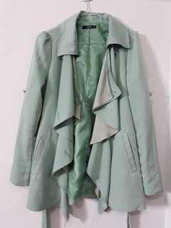 Ruffle Jacket / Outer