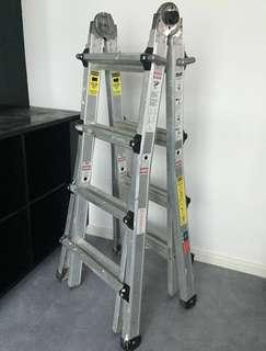 Very Good Telescopic Ladder