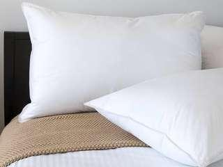🚚 100% POLYSTER HIGH QUALITY PILLOW