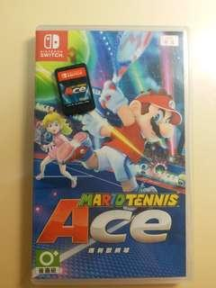 Switch Mario tennis 瑪利歐網球