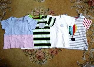 Preloved Baby clothes bundle 1 (3-6mos)
