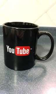 Authentic YouTube cup /mug