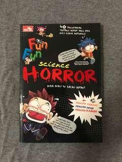 Fun Fun Science : HORROR
