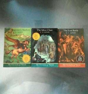Narnia Chronicles Bundle