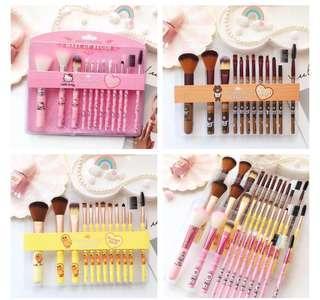 🚚 Make up brush set