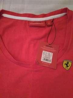 Kaos Ferrari ori