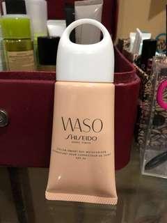 Reduced price!! Shiseido Waso SPF 35 moisturizing creme