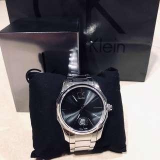 🚚 Calvin Klein 大錶徑簡約設計男錶