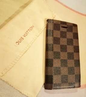 Iphone 6 Leather case with picture and cardholder inside