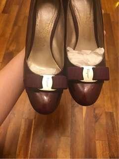 Salvatore Ferragamo high heels