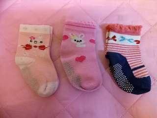 🚚 嬰幼兒襪
