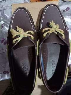 NEW SPERRY A/O SHOES