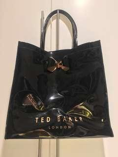 Ted baker bow tie pvc tote bag gift 禮物