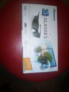 Hisense 3d glasses