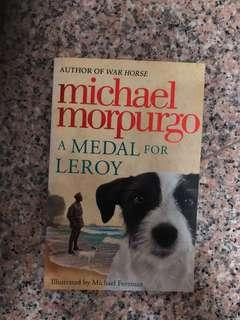 Michael Morpurgo- A Medal For Leroy