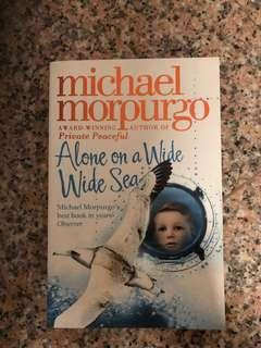 Michael Morpurgo - Alone On A Wide Wide Sea
