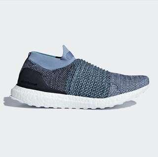 d917e75ffe3d8 Adidas Ultraboost Laceless Parley