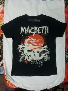 Macbeth Dragon Shirt