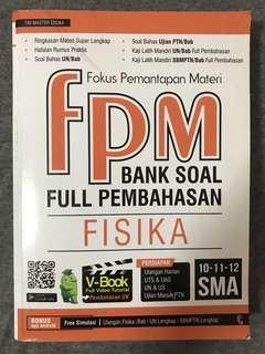 FPM FISIKA SMA/MA - SBMPTN dan UN Full Pembahasan