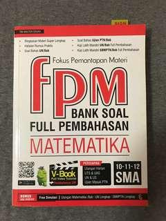 FPM Matematika Bank Soal Full Pembahasan UN SBMPTN