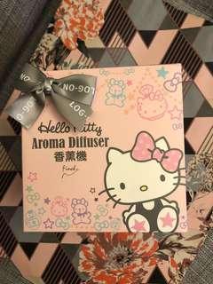 Hello Kitty Aroma Diffuser 水滴型香薰機