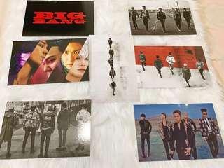 BIGBANG MADE Postcard Set (China edition)