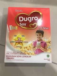 Dungeon Soy (1-6 years old) 400g