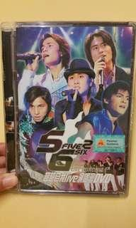 🚚 5566 Year 2003 Live Concert DVD