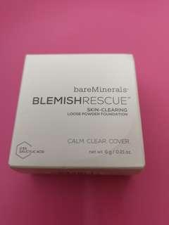 Bareminerals 礦物淨肌抗痘粉底  6g  Blemish Rescue Skin-clearing Loose Powder Foundation