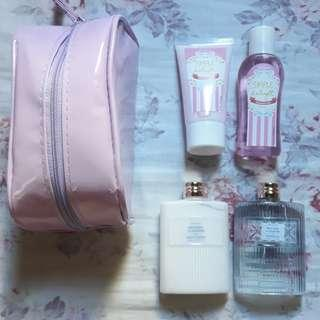 Body Lotion & Shower Gel Set