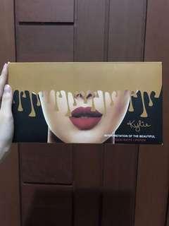Kylie Liquid Matte Lipstick