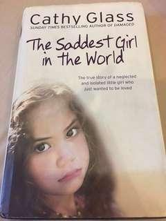 [Hardcover] The Saddest Girl In The World - Cathy Glass #jan50