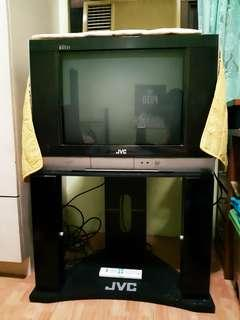 Jvc tv 21 inches