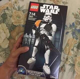 Lego Star Wars Stormtrooper Mainan SALE