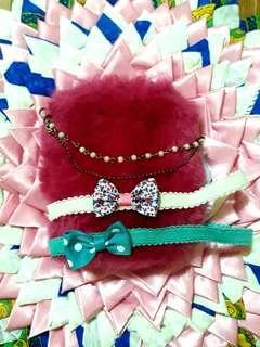 Faux Fur pink mini handbag