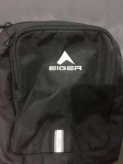 Eiger sling bag