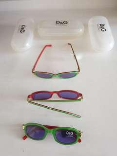 3 Sunglasses with box